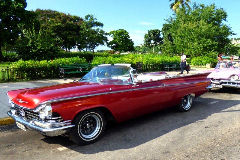 Autos Auf Kuba